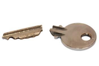Broken key extraction Austin